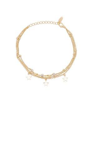 Stars And Pearls Bracelet