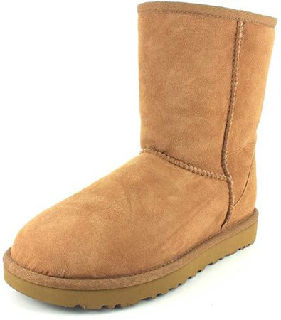Amazon.com | UGG Womens Classic II Short Chestnut Boot - 5 | Shoes