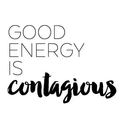 Motivational Quotes : Good energy is contagious... - SoloQuotes | Your daily dose of Motivation & Positivity Quotes and Sayings