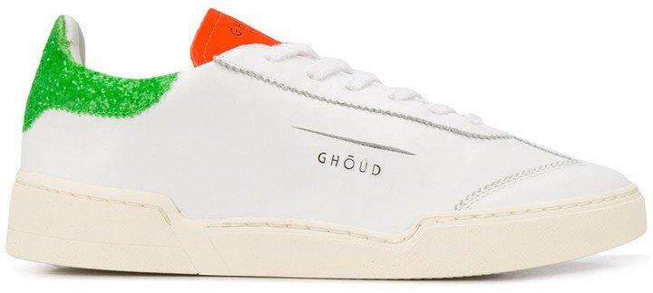 Ghoud Glitter Detailed Low Top Sneakers