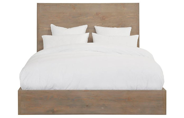 COMMUNITY Matune Bed, Natural