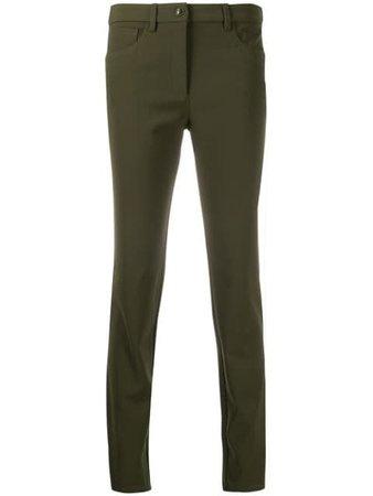 Boutique Moschino straight-leg Trousers - Farfetch
