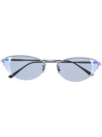 Bottega Veneta Eyewear cat-eye sunglasses $510 - Shop AW19 Online - Fast Delivery, Price