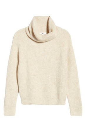 BP. Cozy Ribbed Turtleneck Sweater | Nordstrom