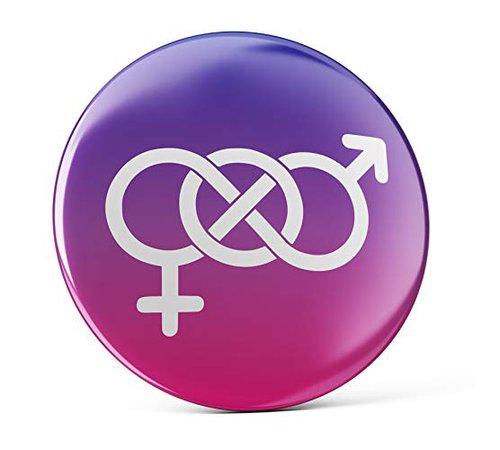 Bisexual pin