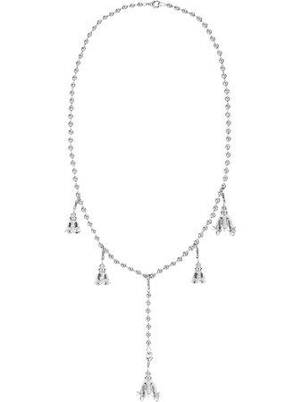 Silver FENTY Charm Chain necklace - Farfetch