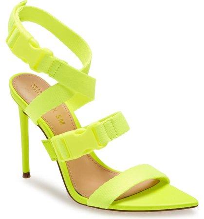 Steve Madden x Winnie Harlow Rumpunch Sandal (Women) | Nordstrom