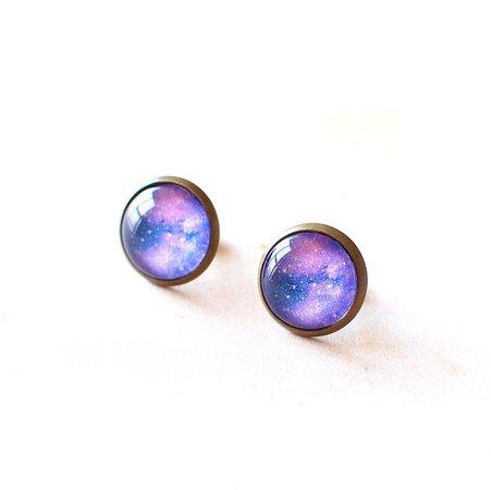 'Galaxy earrings'