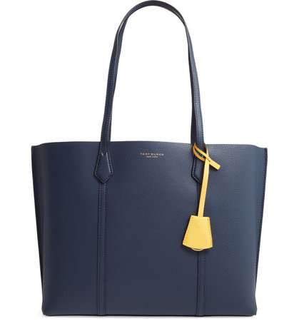 Tory Burch Perry Leather Tote   Nordstrom