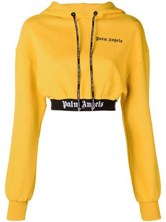 CROP TOP AMARILLO