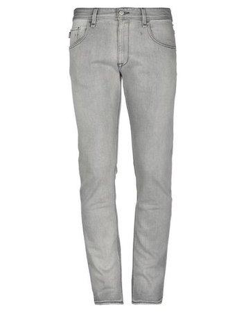 Love Moschino Denim Pants - Men Love Moschino Denim Pants online on YOOX United States - 42744456RF