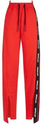 Red Sweat Pants   Essence