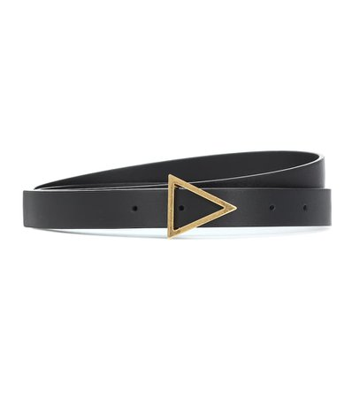 Bottega Veneta - Leather belt | Mytheresa