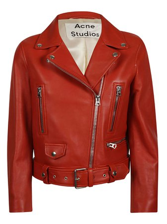 Acne Studios Mock Biker Jacket