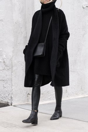 monochrome black fashion - Google Search