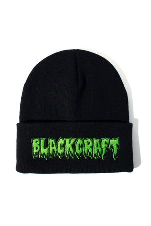 *clipped by @luci-her* Slime Staple - Beanie – Blackcraft Cult