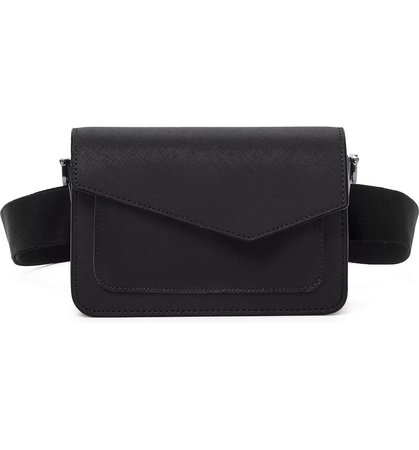 Botkier Cobble Hill Leather Convertible Belt Bag | Nordstrom