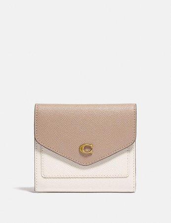 COACH: Wyn Small Wallet In Colorblock