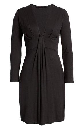 Fraiche by J Long Sleeve Sheath Dress   Nordstrom