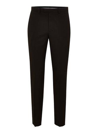 Black Tux Pants