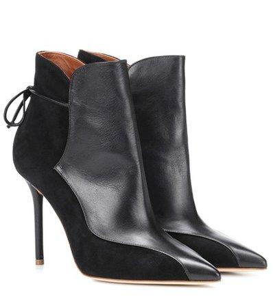Jordan 100 suede ankle boots