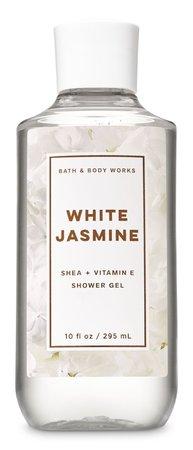 bath and body works body wash white jasmine
