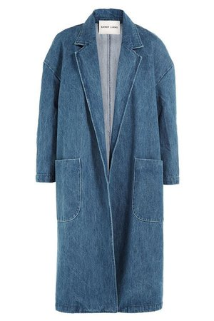 SANDY LIANG Denim Coat