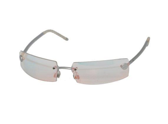 Chanel sunglasses holographic | Etsy