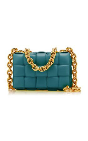 The Chain Cassette Leather Bag By Bottega Veneta | Moda Operandi