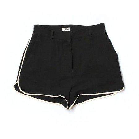 L'Agence Dressy Shorts Size 0: Black Women's Bottoms