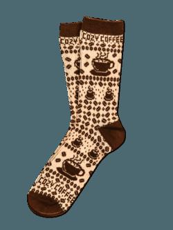 Cozy Cabin Coffee Sock – Kiel James Patrick