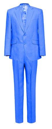 Blue Suit Moda Operandi