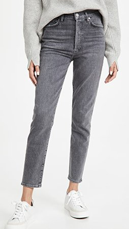 Citizens of Humanity Olivia High Rise Slim Jeans | SHOPBOP