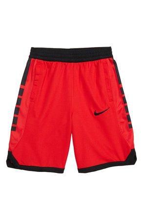 Nike Dry Elite Basketball Shorts (Little Boys & Big Boys) | Nordstrom