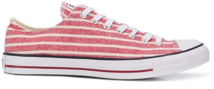 striped All-Star sneakers