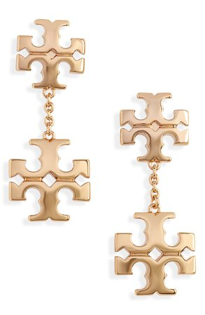 Tory Burch Kira Linear Earrings | Nordstrom