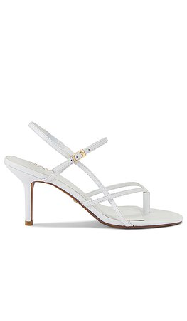 RAYE Meringue Heel in White | REVOLVE