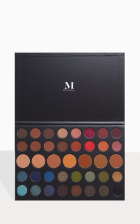 Morphe 39a Dare To Create Eyeshadow Palette - View All - Beauty   PrettyLittleThing USA