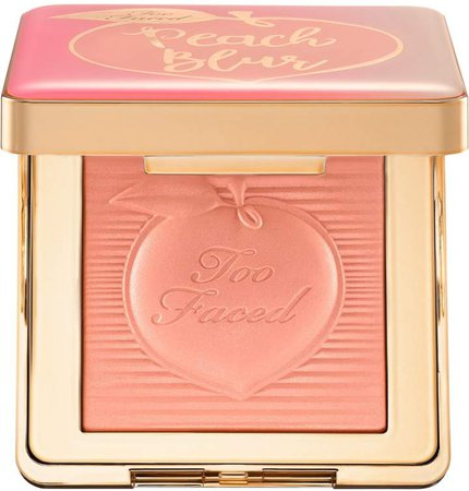 Peach Blur Translucent Smoothing Finishing Powder Peaches and Cream Collection