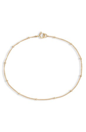 Poppy Finch Line Bracelet | Nordstrom