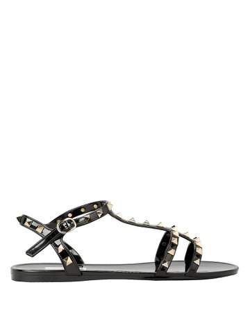 Rockstud Gladiator Sandals | INTERMIX®