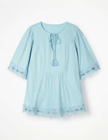 Ayla Jersey Top J0344 Jersey Tops at Boden