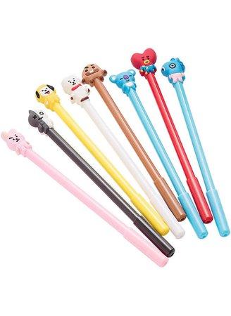 BT21 pens