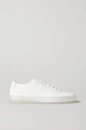 Original Achilles Leather Sneakers - White