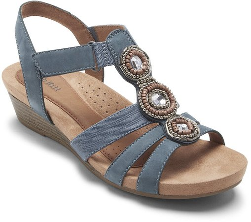 Hollywood T-Strap Sandal