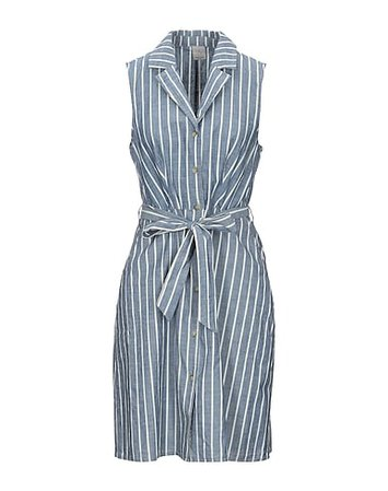 Vero Moda Shirt Dress - Women Vero Moda Shirt Dresses online on YOOX United States - 15062494KX