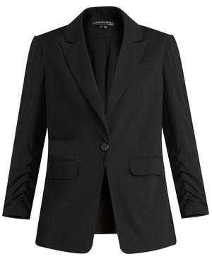 Martel Oversized Jacket   Veronica Beard