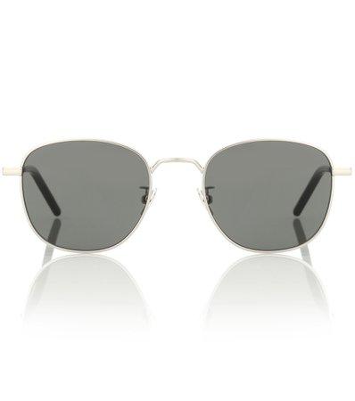 New Wave Sl 209 Metal Sunglasses - Saint Laurent   Mytheresa