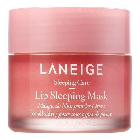 Lip sleeping mask - Masque de nuit pour les lèvres de LANEIGE ≡ SEPHORA