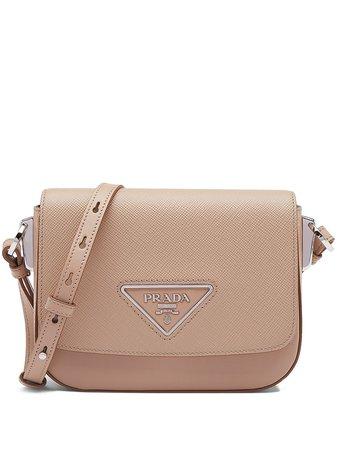 Prada Saffiano Shoulder Bag - Farfetch